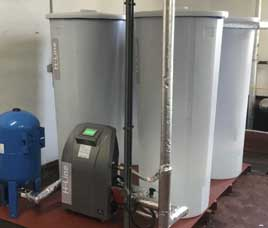 Dynamic Pressurisation Units